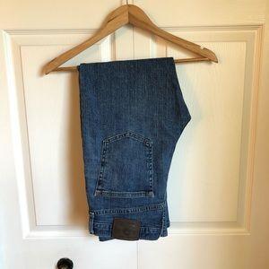 Wrangler Jeans Mens Regular Fit 33 x 30